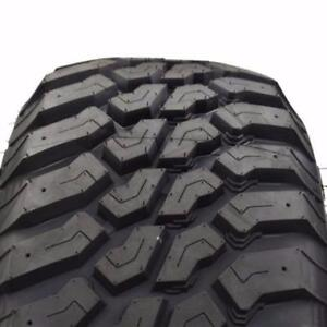 35X12.50R20 - AWESOME FOR ALL YEAR!! New STUDDABLE MUD TIRES - EL523