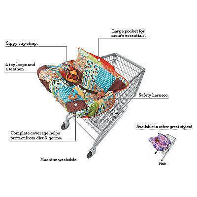Infantino Shopping Cart Cover Ebay