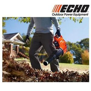 NEW ECHO 58V CORDLESS LEAF BLOWER - 124378471 - 450CFM BATTERY  CHARGER INCLUDED