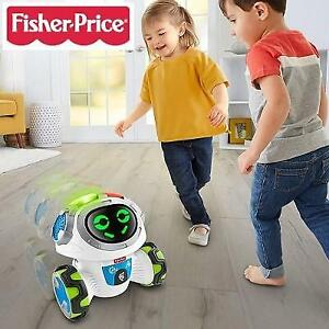 NEW FISHER-PRICE THINK AND LEARN 243656701 Teach N Tag Movi English