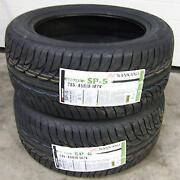 285 45 19 Tyres