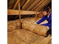 Loft insulation cheap as chips knauf
