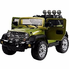large kids jeep 12 volt as new