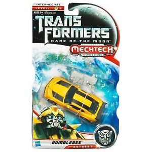 Transformers DOTM deluxe Bumblebee MOSC for sale