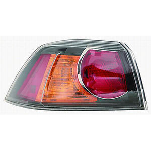 2009 - 2016 Mitsubishi Lancer Outer Tail Light - Driver Side