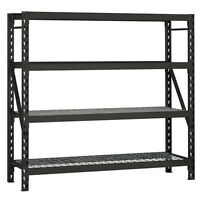 industrial strength welded storage rack