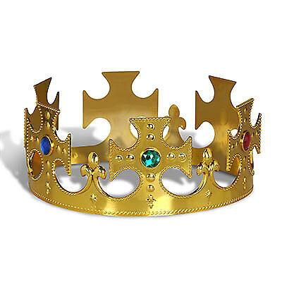 Plastic Jeweled King