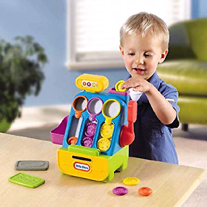Little tykes count n play cash register