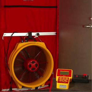 Complete Retrotec fan system $500.00