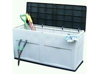 Garden Storage Chest Box