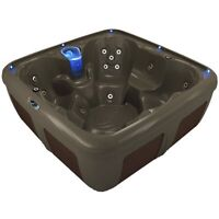 Free Dream Wave Bluetooth Speaker and LED Lighting with Hot Tub