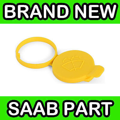 Saab 9-3 SS (03-) 9-5 (98-10) Windscreen Washer Bottle / Reservoir Cap Lid