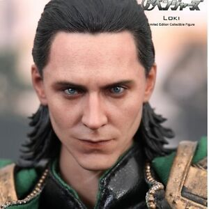 The Avengers Thor Brother Loki Hottoys Hot Toys Movie ...
