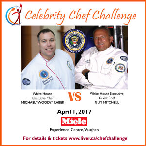 Charity Event- Cook with the US White House Chefs!
