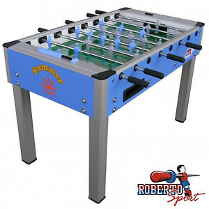 Roberto Sport Summer Outdoor Foosball Table