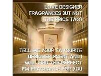 Perfumes and beauty products