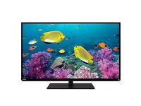"""TOSHIBA 50"""" LED TV HIGH SPEED MULTI MEDIA PLAYER AND BUILT IN FREE-VIEW"""