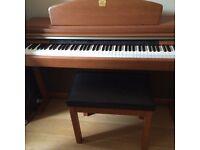 Yamaha Clavinova Piano CLP-950 CLP950 WITH STOOL £400 ONO OR NEAREST OFFER