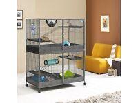 Savic royal suite XL (rat, ferret, degu cage)