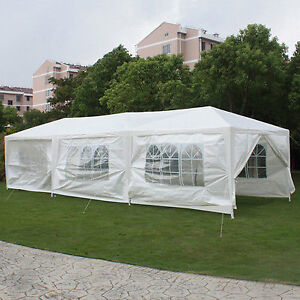 NEW 10x30 ft. Party Tent/Canopy with Side Walls