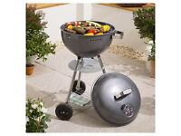 Grey Charcoal Barbeque (BBQ) brand new-from a smoke free house