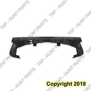 Bumper Front Center Support Matt-Black Buick Enclave 2008-2012