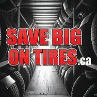 MOBILE TIRE SERVICE SURREY  NEW & USED TIRE SALE !!