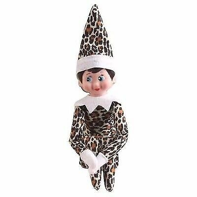 Bnip Elf On The Shelf Leopard Print Girl In Portsmouth