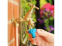 Outside/garden tap & installation £39.99