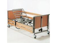 FREE INVACARE MEDLEY ERGO ELECTRIC MEDICAL BED