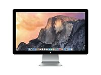 Apple 27inch Thunderbolt Display - Brand New and Un-Opened
