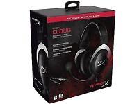 HyperX Cloud Pro gaming headset NEW