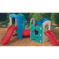 Little Tikes 8-in-1 Adjustable Playground