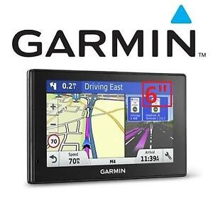"NEW GARMIN DRIVE60 GPS NAVIGATOR 6"" 010-01533-07 215000291 USA + CAN MAPS"