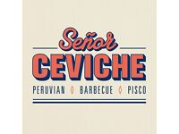 Kitchen Porters required for Señor Ceviche £7.50 per hour