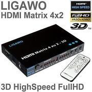 HDMI 4x2