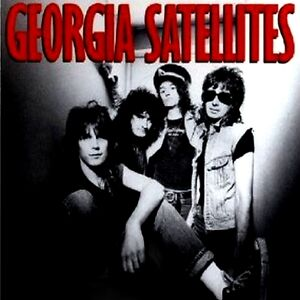 GEORGIA SATELLITES Debut Vinyl LP - *Keep Your Hands to Youself*