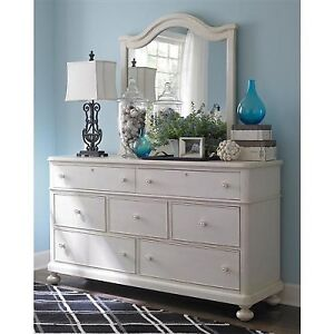 High Quality, solid wood Dresser by Bassett, delivery available!