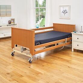 Care Co JUVO Home care bed including Medium Risk Abilize Pressure Relief Mattress - £915 IN MARCH