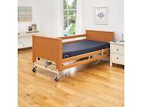 Care Co JUVO Home care bed including Medium Risk Abilize Pressure Relief Mattress - £915 IN MARCH