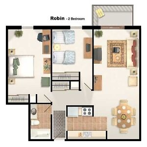 Jan 1st - 2 bedroom - Close to EVERYTHING!
