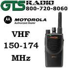 Motorola VHF Handheld