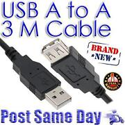 USB 3.0 A Male to A Male Cable