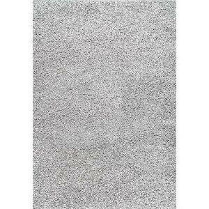 8 by 10 Grey Rug with matching smaller rug