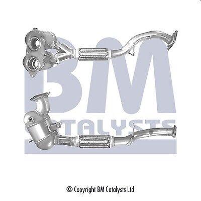 BM Front Premium Exhaust Catalytic Converter Cat BM91300H - 3 YEAR WARRANTY