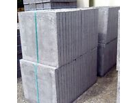 2x2 concrete slabs. 24 brand new slabs for sale, never been used.