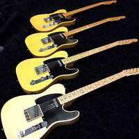 Want to buy a decent Fender Telecaster (no Squiers please)