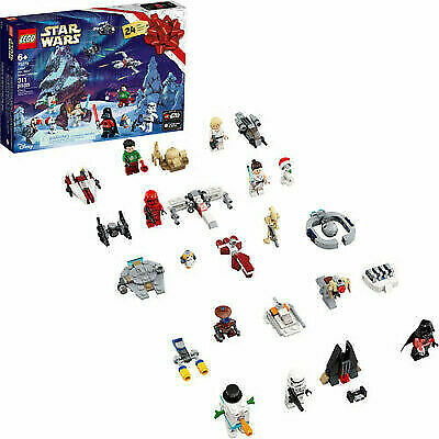 LEGO Star Wars Advent Calendar 75279 Building Kit for Kids....New 2020 (311pcs)