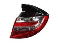 Mercedes c class coupe driver rear light
