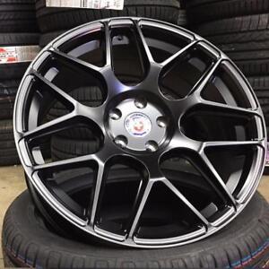 19x8.5 5x112 +35 Rims for Audi VW Benz (4 New Rims 820 + Tax ) @Zracing 905 673 2828